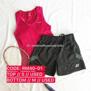 [SALE - FURTHER PRICE REDUCED] Women's Sports Set