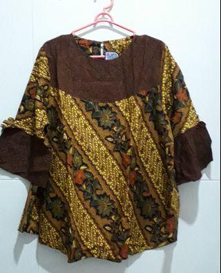 [Reprice] Blouse Batik