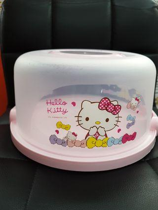 Hello Kitty cake Container brand new