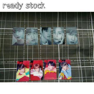 {READY STOCK}TXT Card Sticker