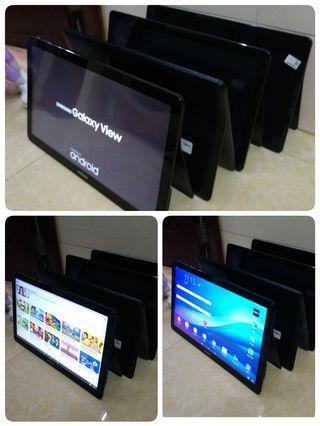 SAMSUNG GALAXY VIEW 18.4 64GB (SIM+WIFI)