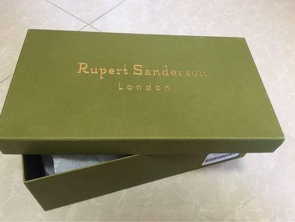 Rupert Sanderson shoes box