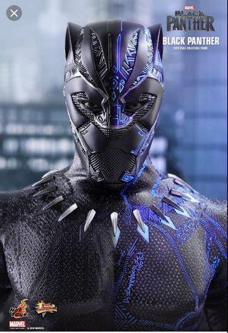 Hottoys 黑豹2.0 black panther