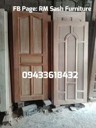 KD Solid Panel Door