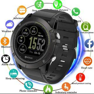 Smart Watch healthy  Fitness  blood monitoring
