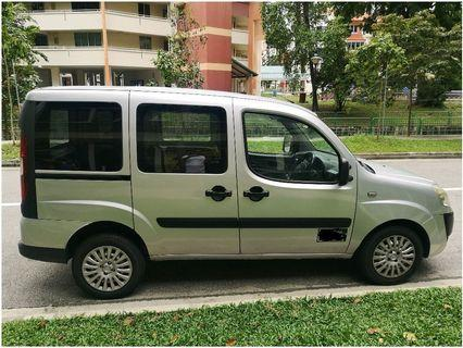Fiat Doblo 1.9M JTD