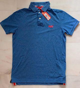 🚚 Superdry Grindle Polo Tee