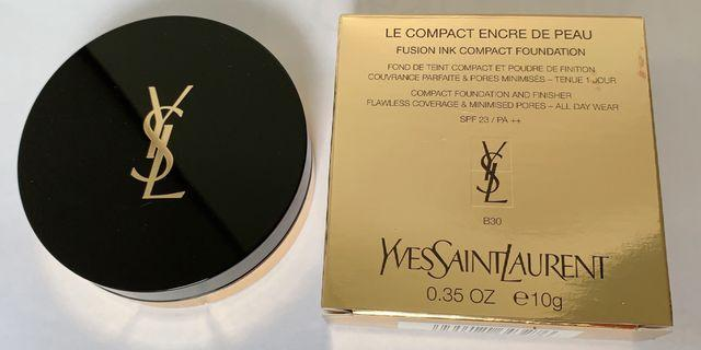YSL Fusion Ink Compact Foundation (B30)