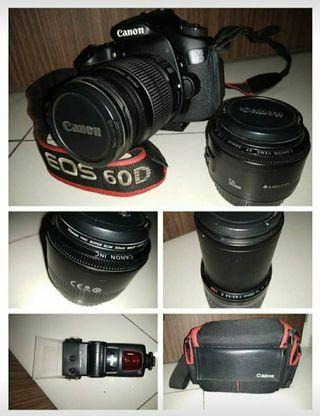 Canon 60D - looking for new Owner