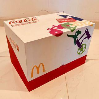 Coca-Cola MacDonald's 2012 Olympic Games Media Kit