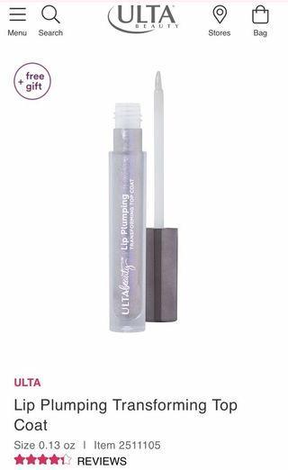 Ulta Beauty Lip Plumping Transformation