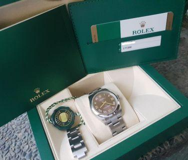 Rolex Oyster Perpetual Jr 2018