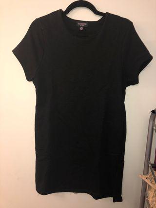 T-shirt Dress w/pockets