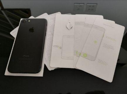 Apple iPhone 7 Matt Black 32GB