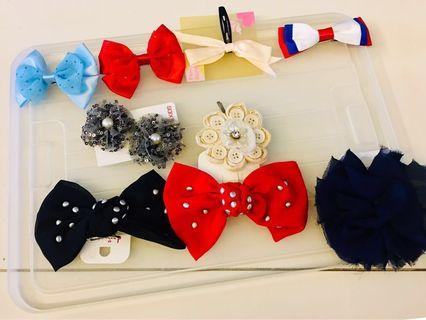 Lovely Girls / Ladies hair clips / brooches