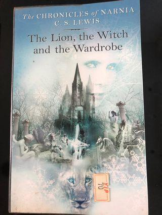 🚚 THE LION THE WITCH AND WARDROBE
