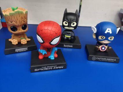 🚚 Avengers Stand ( Super cute gift !)