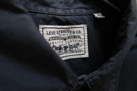 🚚 Levi's重磅工裝(狀況良好、衣長72cm、肩寬45cm)