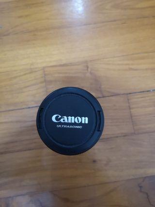 Canon ultrasonic 75-300mm