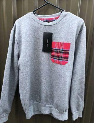 Zara men's jumper - new