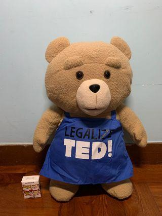 Ted2 公仔