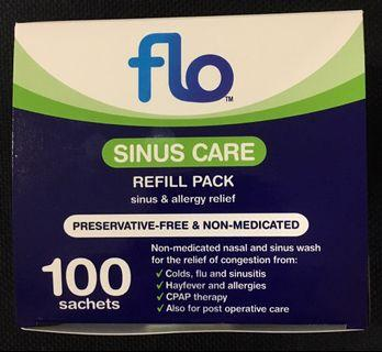 Flo sinus care refill