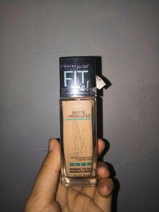 NETT-Maybelline Fit Me Foundation
