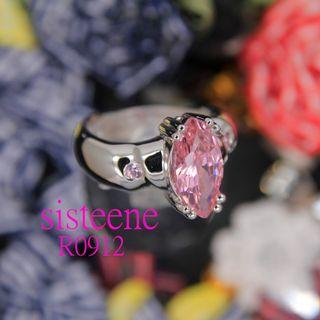 R0912純銀戒指925 Silver Ring