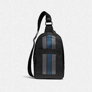 Coach ORI - Charles Pack Varsity Leather
