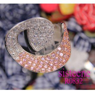 R0832純銀戒指925 Silver Ring