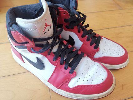 Nike Air Jordan 1 retro 2012