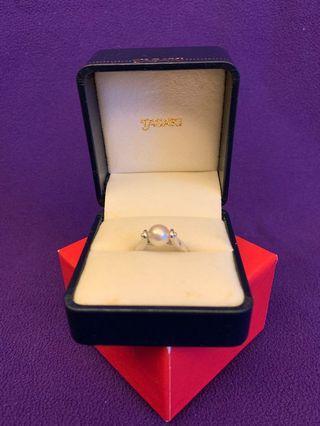 Tasaki 珍珠戒指