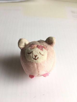 Pink Soft Toy  [RM1 WITH PURCHASE OF MY OTHER LISTINGS ABOVE RM10]