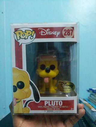 Funko Pop Pluto Disney treasures