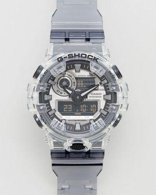 Latest Casio Transparent GA700 Casio Gshock Unisex with FREE MEET UP DELIVERY 📦 G-Shock