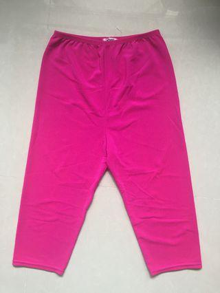 Pink Zumba Pants