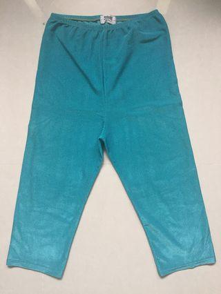 🚚 Turquoise exercise pants