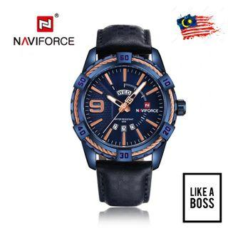 NAVIFORCE EXCLUSIVE  FULL MOVEMENT WATCH