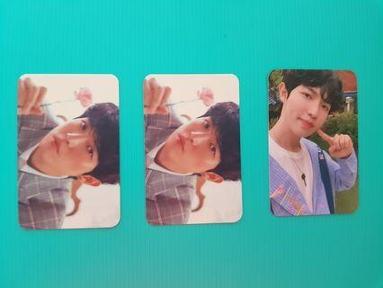 [WTT/WANT TO TRADE/LF/LOOKING FOR] Kim Jaehwan Another Inserts (Photocard/3-cut photo/Lenticular photocard/Clear photocard/)