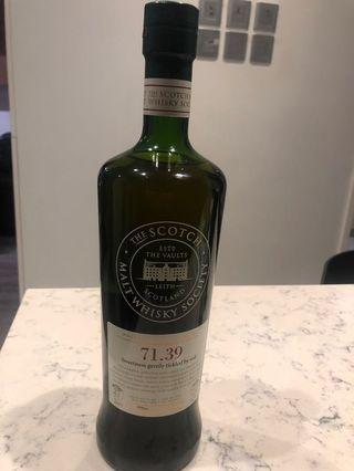 SMWS Glenburgie 1985 27 year old 71.39