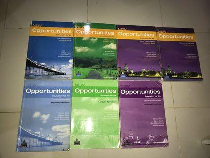 New Opportunities English Book (PEARSON)