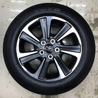 Toyo Tires Oem Toyota Voxy