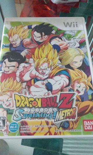 Dragon ball Z Sparking Meteor (Wii)