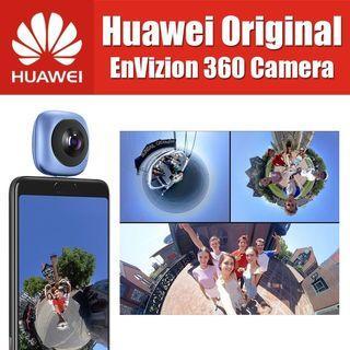 Huawei Panoramic Camera 3D 360 degree Wide Angle Fish-Eye Lens HD VR Live Camera envizion Coolplay version CV60