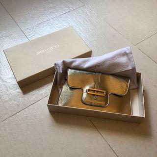 Jimmy Choo clutch pouch wallet