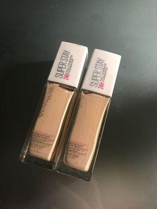Brand new super stay foundations