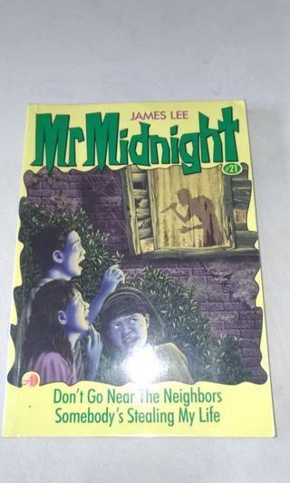 🚚 Mr Midnight