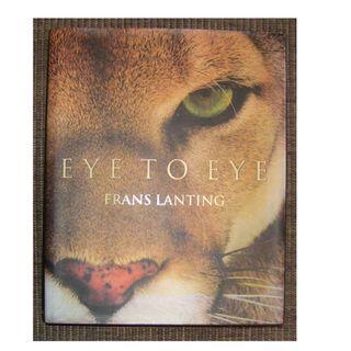 Eye to Eye by Frans Lanting