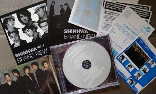 台版SHINHWA神話Brand New