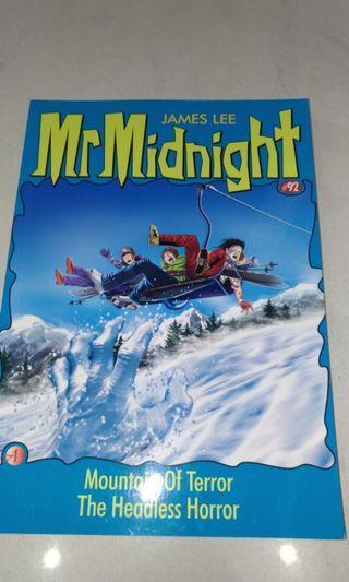🚚 Mr Midnight (James Lee)